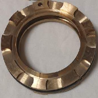 Oil scraper ring